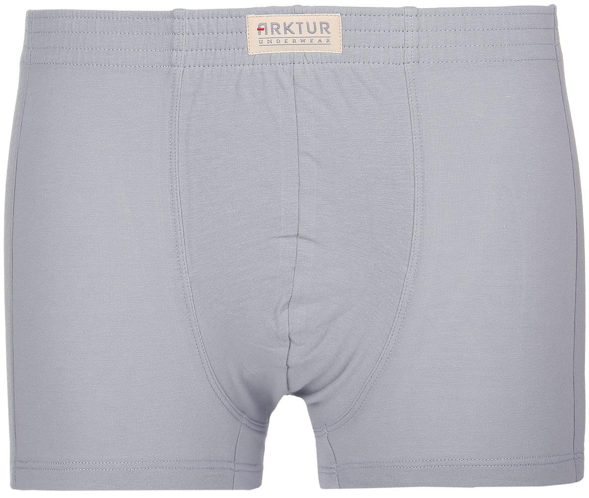 Трусы-боксеры мужские Arktur Toronto, цвет: светло-серый. Размер S (46)