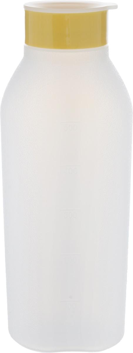 Бутылка с распылителем Tescoma Delicia, 500 мл630346Бутылка с распылителем Tescoma Delicia, выполненная из прочногопластика, отлично подходит для равномерного распыления жидкихсмесей для усиления вкуса, фруктовых соков на бисквитные десерты.Бутылка оснащена мелкой сеткой для распыления и защитной крышкой.Имеется шкала литража.Можно мыть в посудомоечной машине и использовать для храненияжидкости в холодильнике.