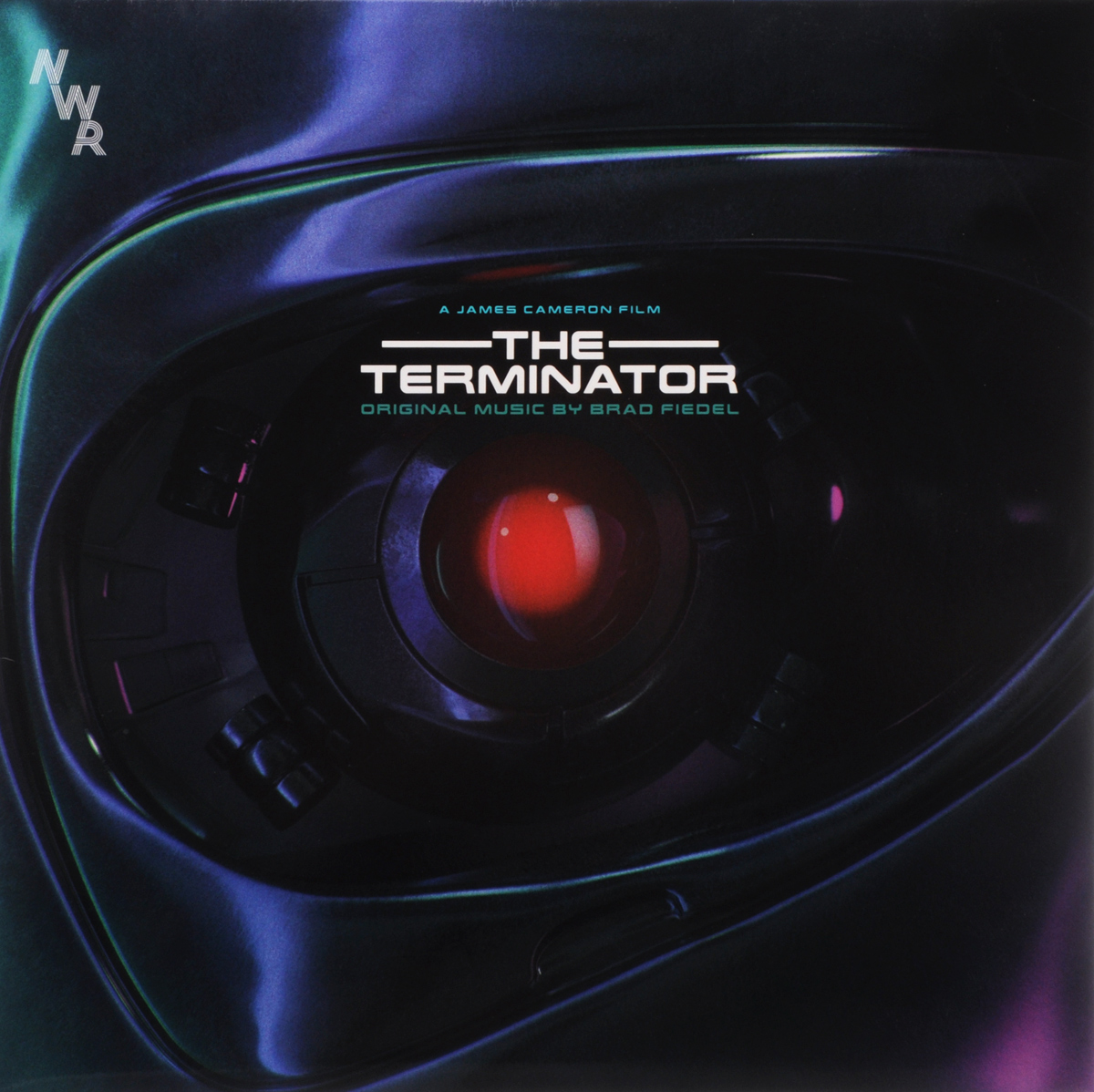 Брэд Фидель Brad Fiedel. The Terminator. Original Soundtrack (2 LP) brad mehldau brad mehldau 10 years solo live 8 lp