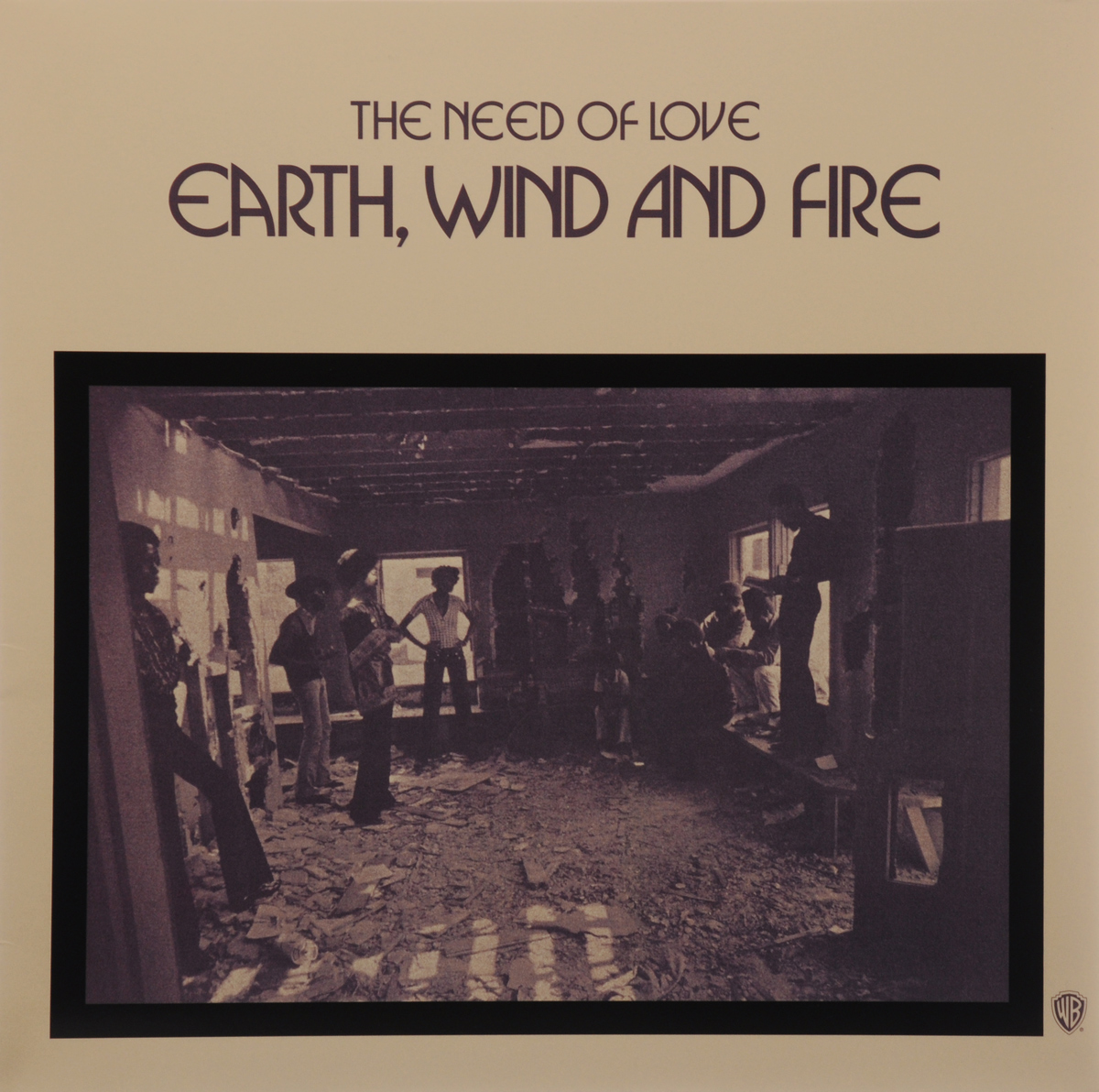 Earth, Wind And Fire Earth, Wind And Fire. The Need Of Love (LP)