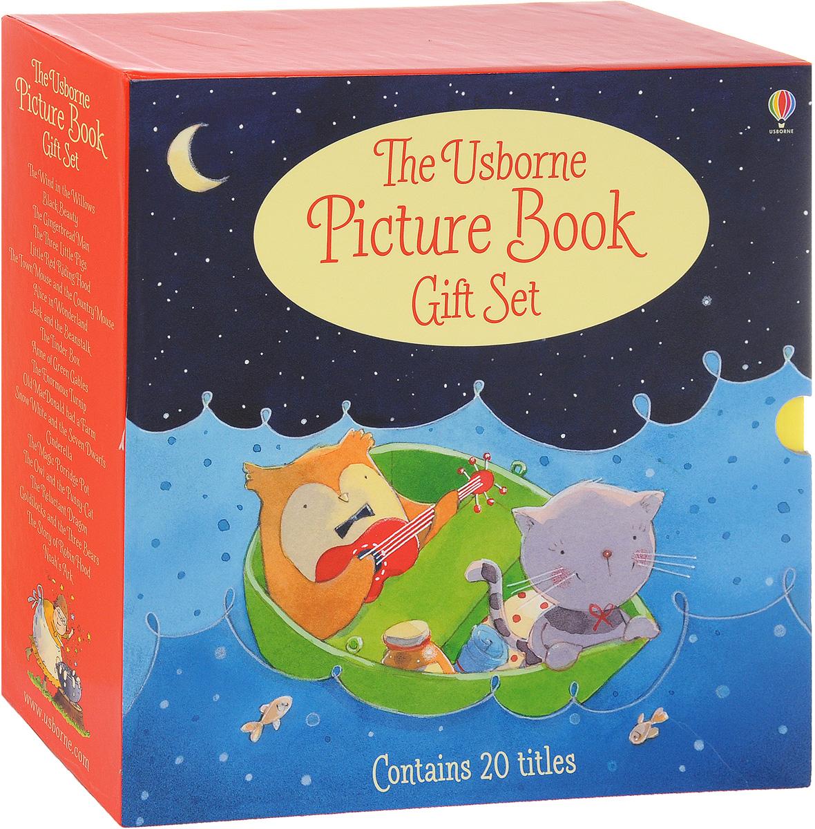 The Usborne Picture Book Gift Set (комплект из 20 книг) under one cover eleven stories