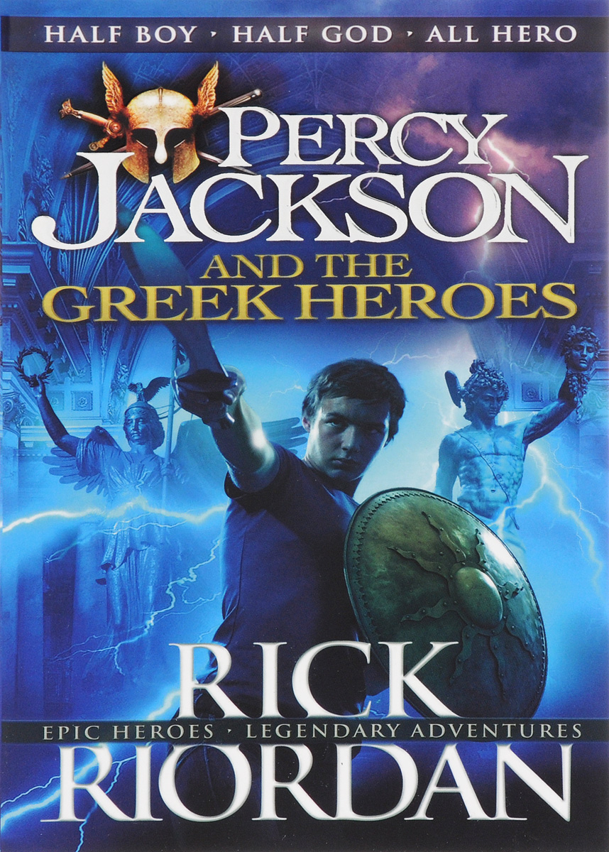 Percy Jackson and the Greek Heroes percy jackson and sea of monster