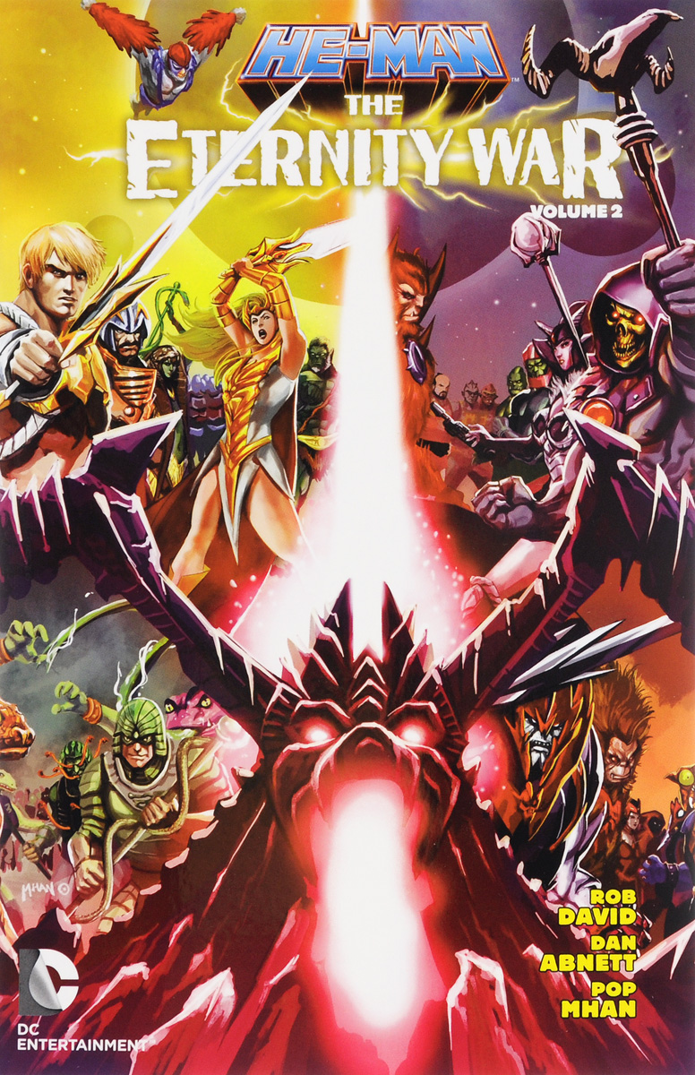 He-Man: The Eternity War: Volume 2 seeing things as they are