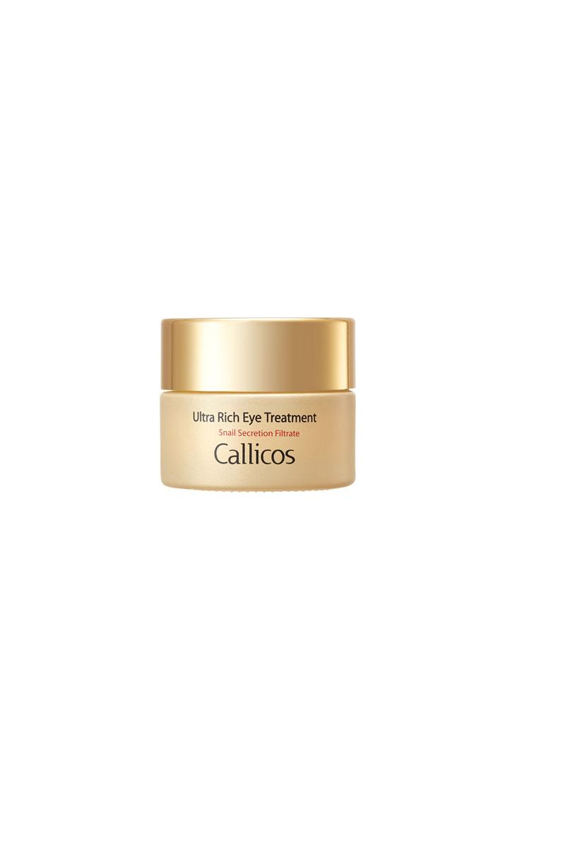 Callicos Насыщенный крем для кожи вокруг глаз, Ultra, 30 г8809405880888Невероятная способность улитки восстанавливать повреждения своего тела и раковины с помощью выделяемой слизи, послужили стимулом к созданию уникальной восстанавливающей серии для кожи лица от Callicos. Крем для глаз на 80% состоит из экстракта слизи улитки, которая содержит хондроитин сульфоновую кислоту, обладающую восстанавливающим и антивозрастным действием. Крем для кожи вокруг глаз обладает легкой консистенцией и быстро впитывается. Средство обогащено питательными компонентами (масло ши, лошадиное масло), оно эффективно борется с мимическими морщинками, вызванными сухостью кожи. Гидролизованный коллаген подавляет выработку меланина, выравнивает тон кожи и обладает лифтинг эффектом Крем для глаз на 80% состоит из экстракта слизи улитки, которая содержит хондроитин сульфоновую кислоту, обладающую восстанавливающим и антивозрастным действием.