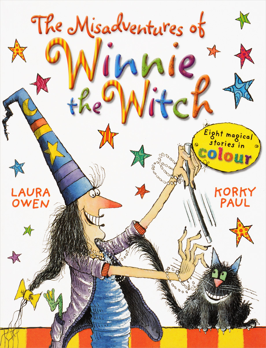 The Misadventures of Winnie the Witch the devil and winnie flynn