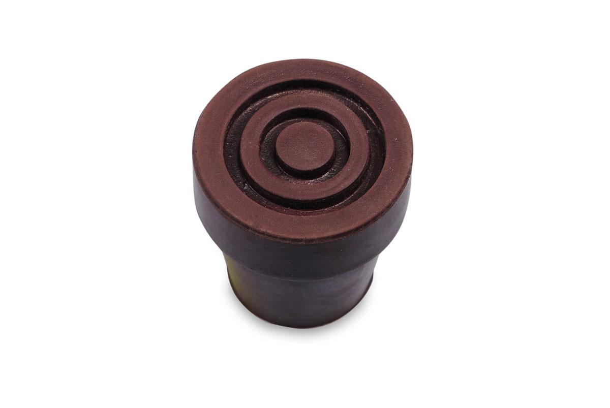 AmrusНаконечник резиновый на трость, внутр.  диам.  18 мм AMСТ81 Amrus