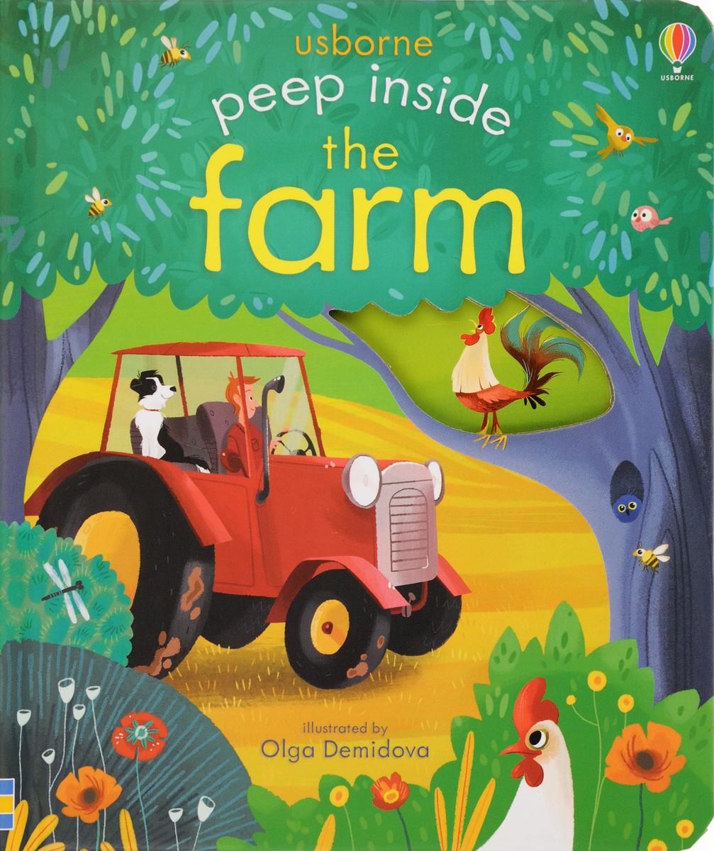 Peep Inside the Farm peep inside the garden
