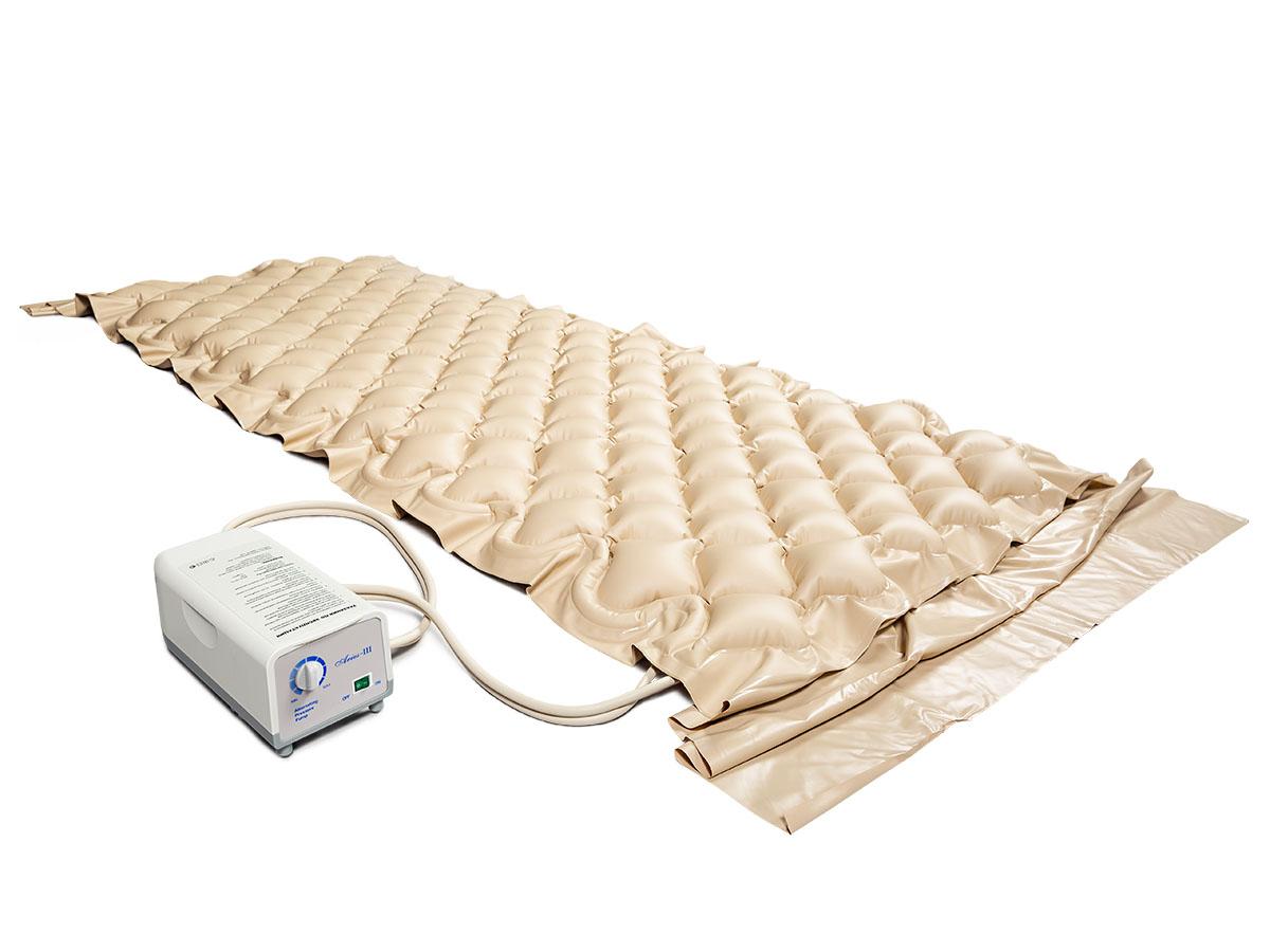 Effect, Матрас массажный ячеистый противопролежневый надувной с компрессором Effect 2500 - Санитарные приспособления