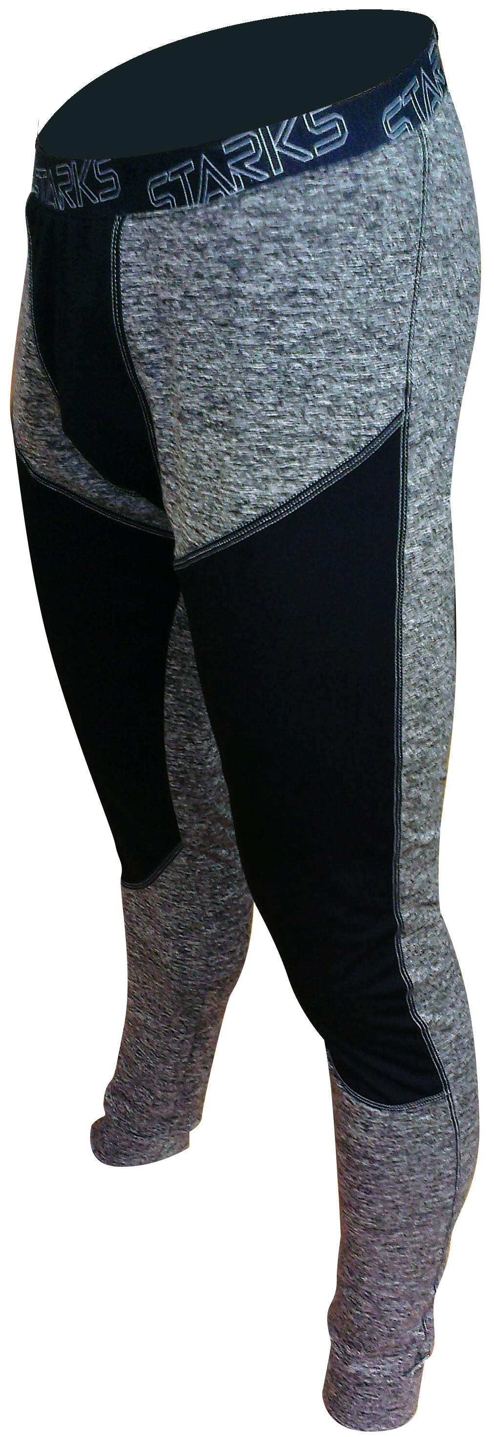 Термобелье брюки Starks Warm Extreme, зимние, цвет: черный, серый. ЛЦ0025. Размер LЛЦ0025_LВысокотехнологичное термобелье Starks Warm Extreme гарантированно на 100% не пропускает ветер, хорошо тянется и выпускает влагу наружу.Белье рекомендуется для использования не только спортсменам зимних видов спорта, но и парашютистам, мотоциклистам, велосипедистам - всем, кто испытывает дискомфорт при сильном ветре, повышенной влажности. Анатомическое, выполнено из европейской сертифицированной ткани PolarStretch и WindStopper. Высокие эластичные свойства материала позволяют белью максимально повторять индивидуальную анатомию тела. Отличные влагоотводящие свойства, позволяют телу оставаться сухим. Термоизоляционные свойства, позволяют исключить переохлаждение или перегрев. Особенности: - Stop Bacteria - ткань с ионами серебра, предотвращает образование и развитие бактерий. Исключено образование запаха.-Защита от перегрева или переохлаждения.-Система мягких и плоских швов.-Гипоаллергенно. Состав: 92% полиэстер, 8% эластан.