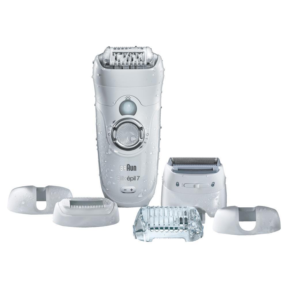 Braun Silk-epil 7 7-561 Wet & Dry эпилятор