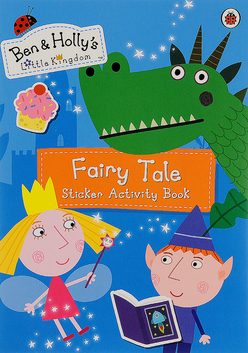 Ben and Holly's Little Kingdom: Fairy Tale Activity Book аудио наушники ritmix наушники ritmix rh 118 silver