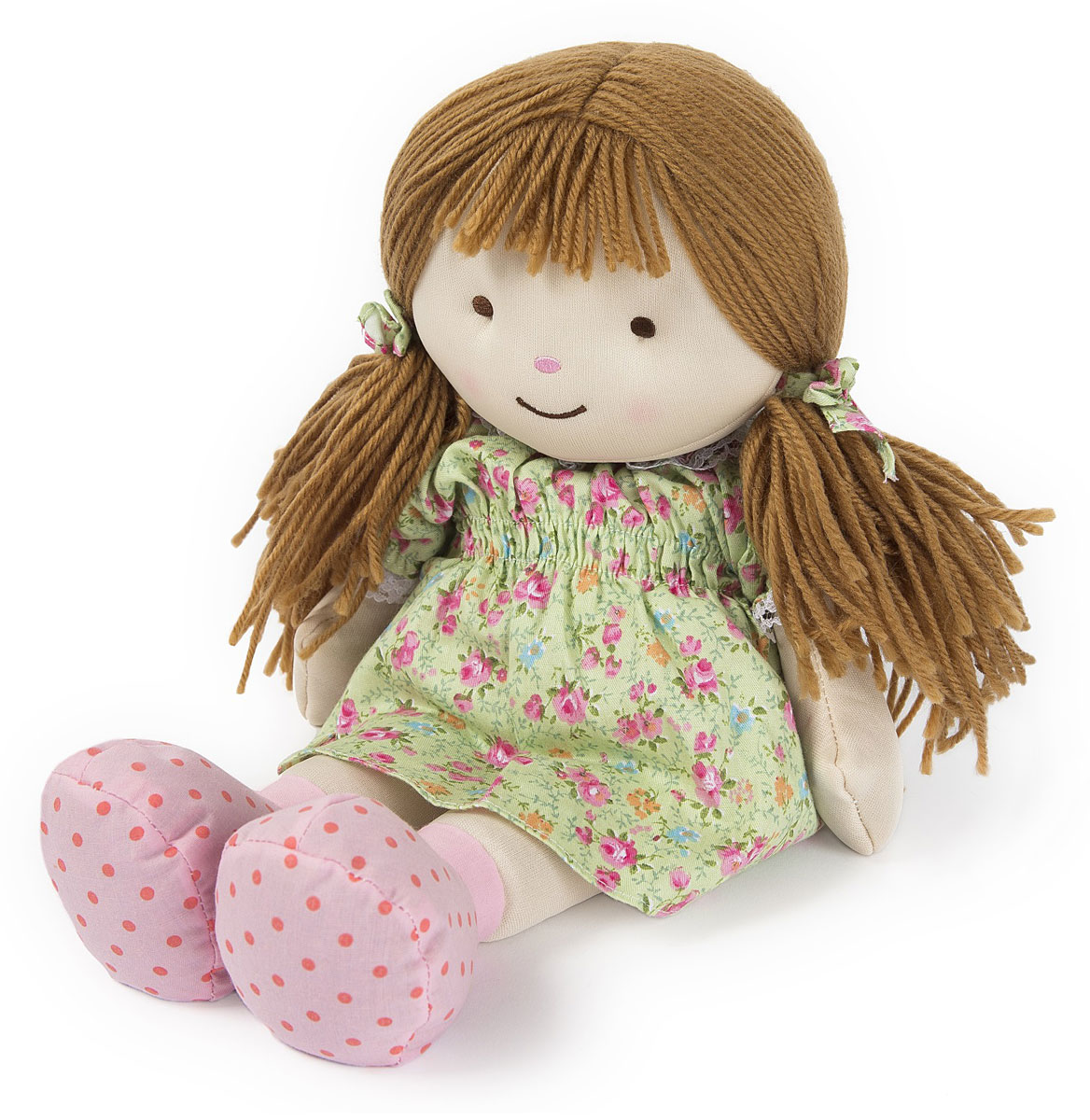 Warmies Мягкая игрушка-грелка Кукла Элли