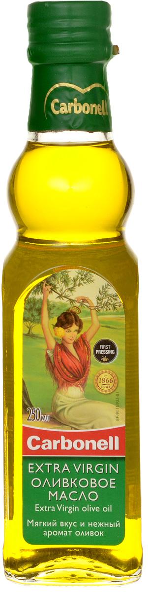 Сarbonell Extra Virgin оливковое масло, 250 мл оливковое масло basso extra virgin спрей 200 мл италия