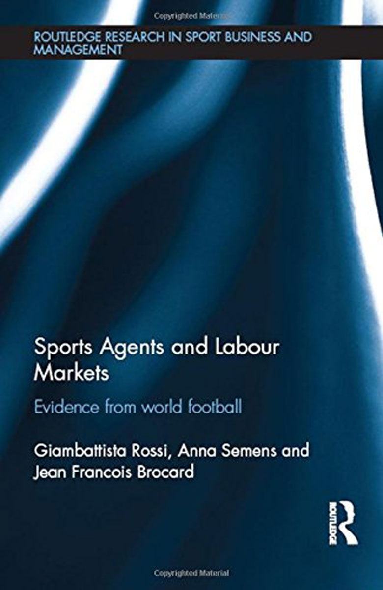 Sports Agents and Labour Markets: Evidence from World Football ewa przyborowska child labour and demographic transition in thailand