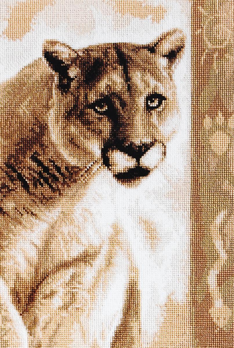 Набор для вышивания крестом Luca-S