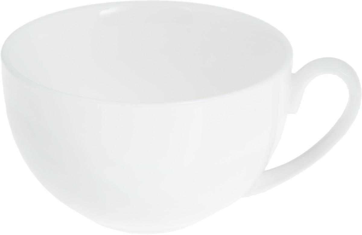 Чашка чайная Wilmax, 250 мл5811980Чайная чашка Wilmax изготовлена извысококачественного фарфора, покрытого глазурью.Такая чашка пригодится в любом хозяйстве, онафункциональная, практичная и легкая в уходе.Диаметр (по верхнему краю): 9,5 см.Высота стенки: 6 см.