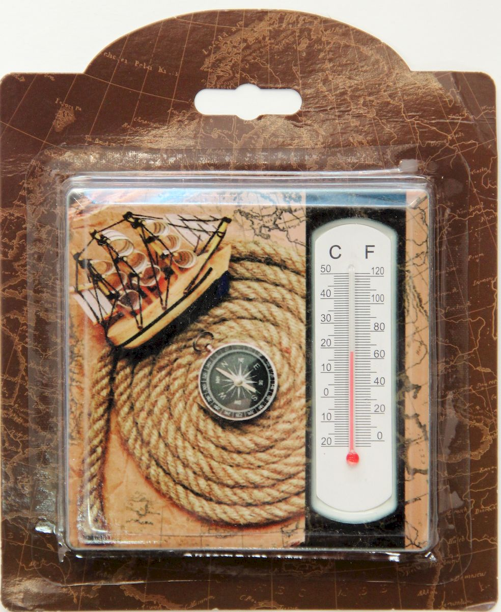 Термометр декоративный Феникс-Презент, комнатный, 10 х 10 см. 4097040970Комнатный термометр Феникс-презент изготовлен из доломитовой керамики и стекла. Термометр имеет шкалу измерения температуры по Цельсию (-20°С - +50°С) и по Фаренгейту (0°F - +120°F).Благодаря такому термометру вы всегда будете точно знать, насколько тепло в помещении. Оригинальный дизайн не оставит равнодушным никого. Термометр удачно впишется в обстановку жилого помещения, гаража или беседки. Кроме того, это актуальный подарок для человека с хорошим вкусом.Высота градусника: 5,5 см.