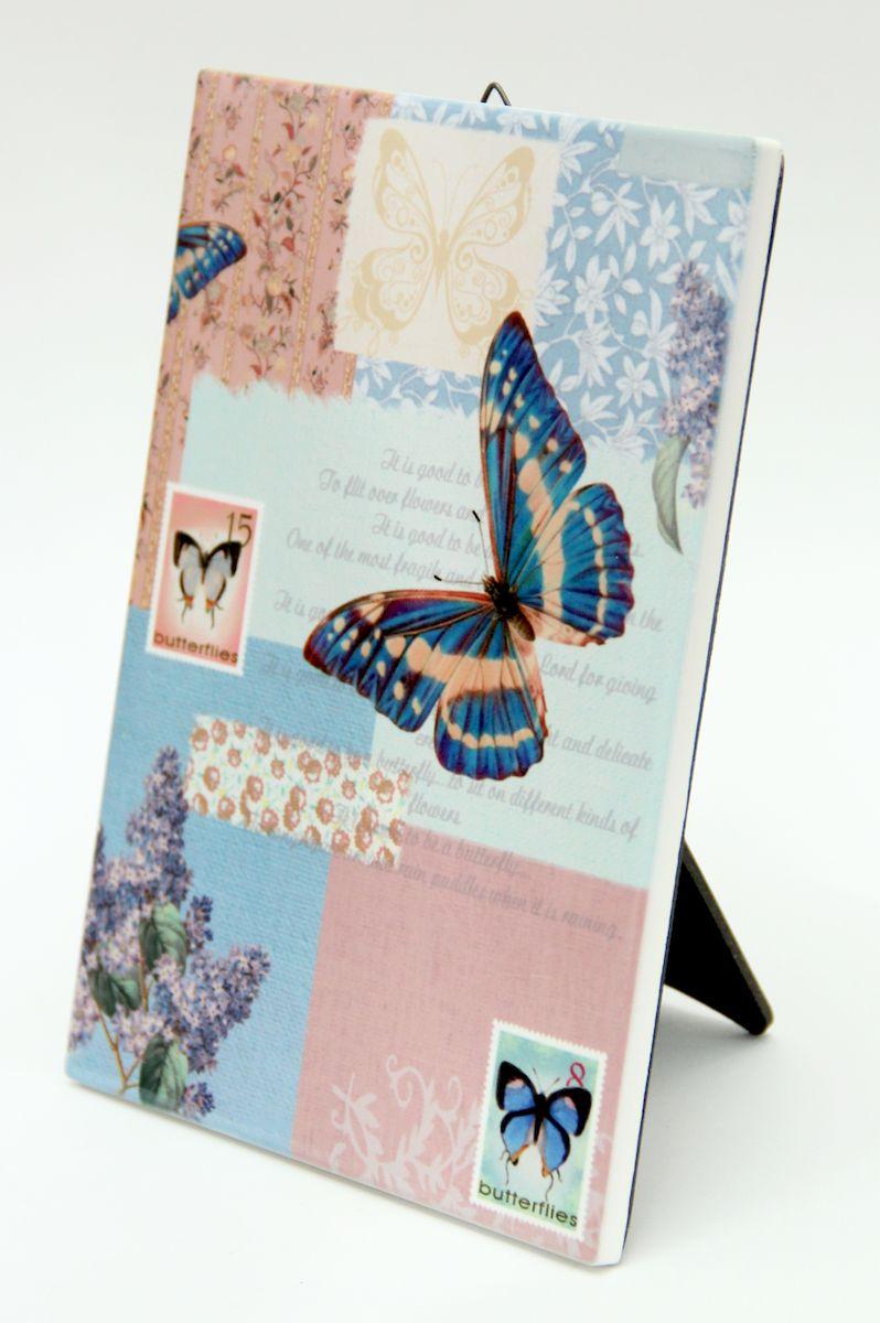 Украшение декоративное Magic Home, 15 х 20 см. 4098240982Декоративное украшение Magic Home представляет собой постер с ярким изображением. Благодаря оригинальному исполнению, украшение можно поставить на стол или подвесить за специальное отверстие на стену.