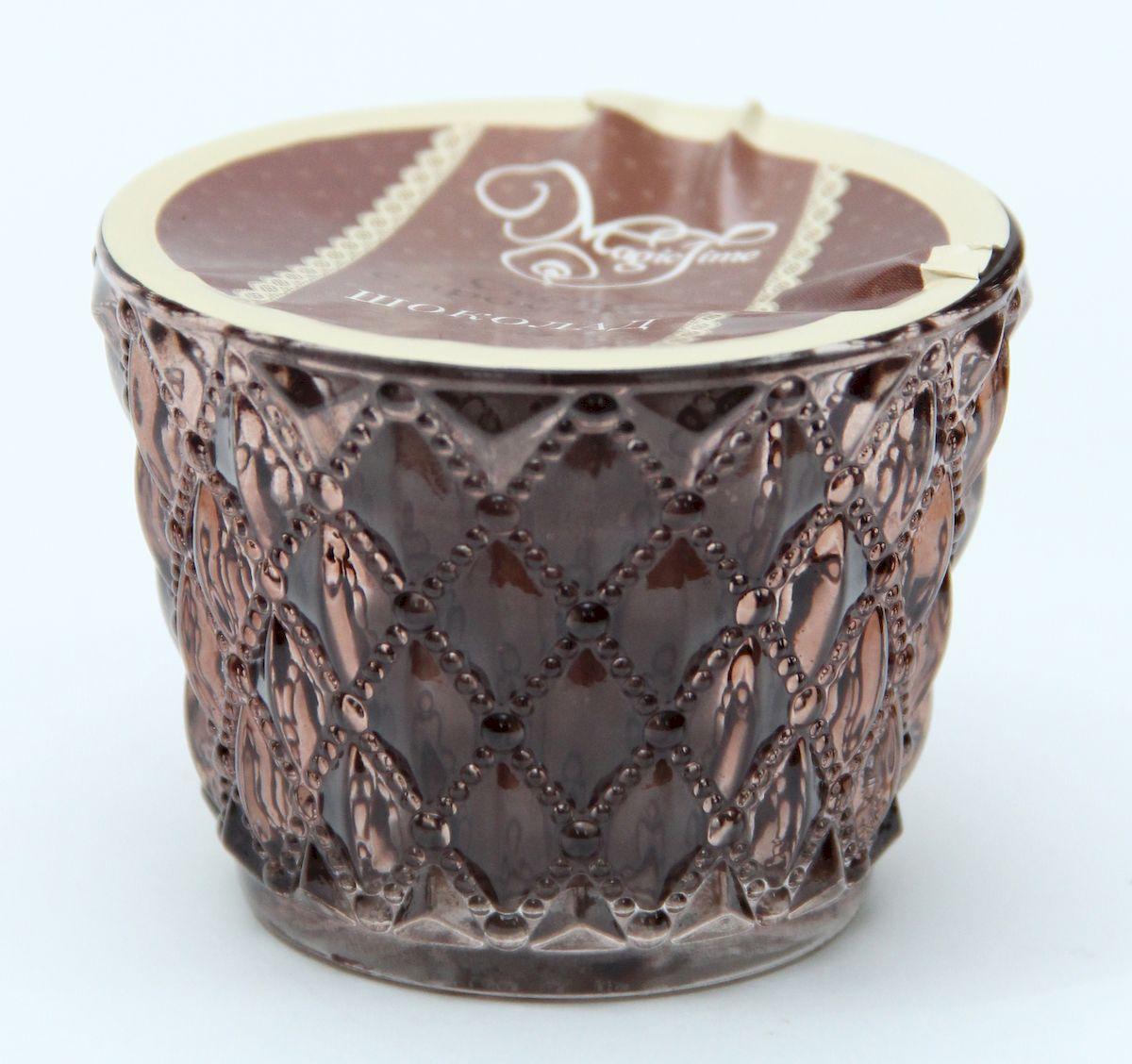 Декоративная ароматизированная парафиновая свеча Magic Home. 4122741227Оригинальная свеча, с тонким, нежным ароматом, добавит немного романтики и уюта в вашем доме. Такая свеча может стать прекрасным подарком на любой случай.