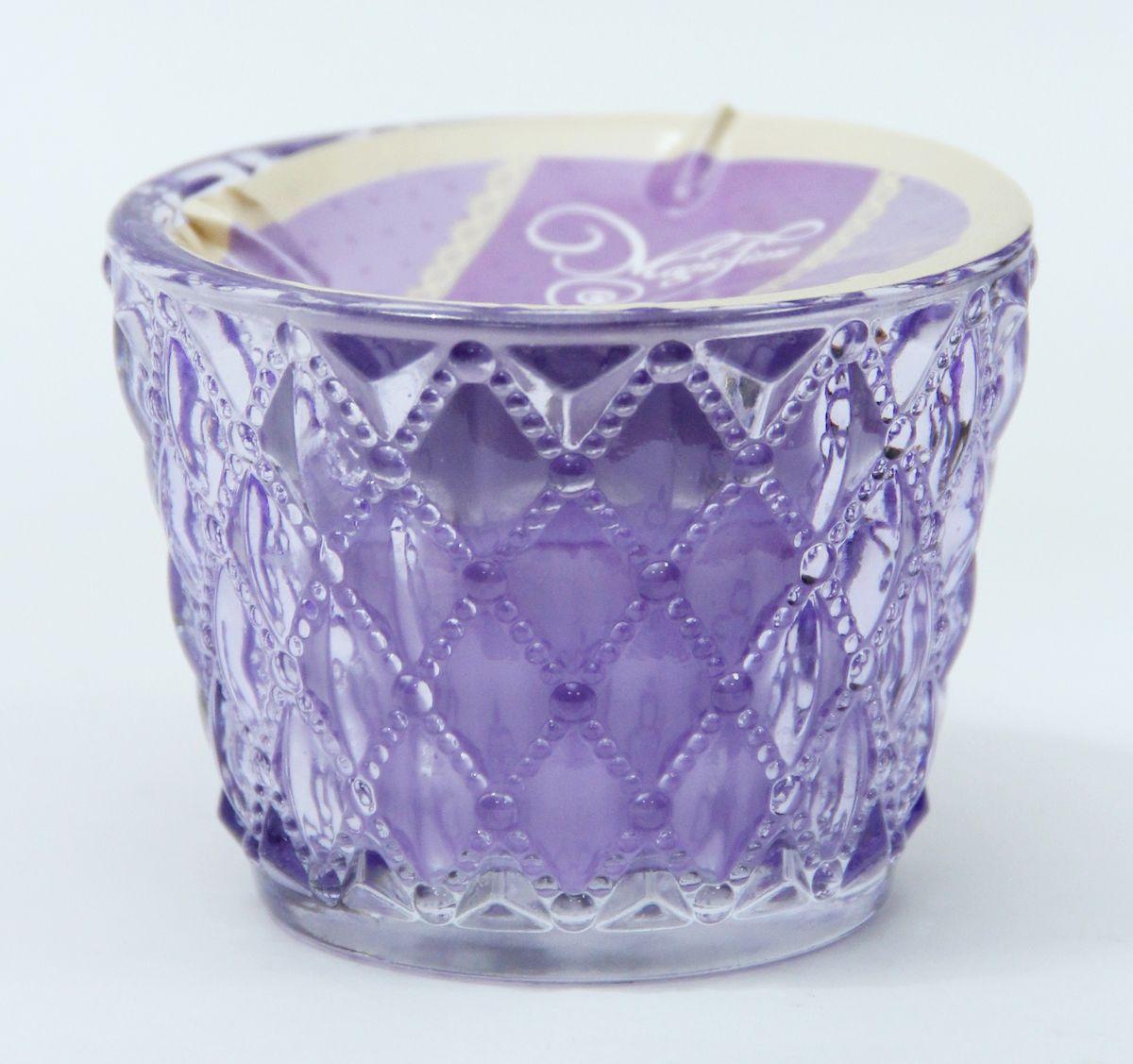 Декоративная ароматизированная свеча Magic Home, аромат Лаванда, 4122841228Оригинальная свеча, с тонким, нежным ароматом, добавит немного романтики и уюта в вашем доме. Такая свеча может стать прекрасным подарком на любой случай.