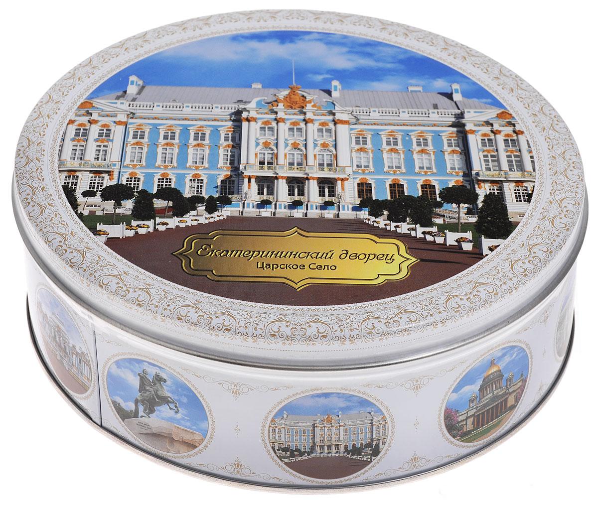 Monte Christo Санкт-Петербург. Екатерининский дворец печенье со сливочным маслом, 400 г майка monte