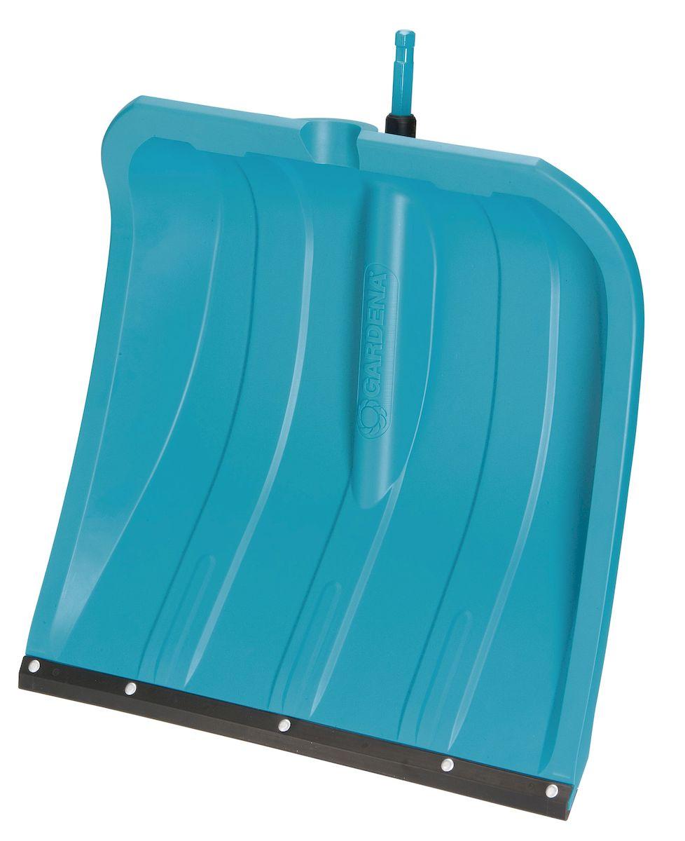 Лопата для уборки снега Gardena c пластиковой кромкой, без ручки, ширина 40 см03240-20.000.00Благодаря легкому и прочному пластиковому полотну лопата для уборки снега Gardena оптимально подходит для расчистки небольших территорий от снега. Широкие ребра пластикового полотна обеспечивают легкое скольжение лопаты, а гладкая структура поверхности полотна предотвращает налипание снега. Высокие боковые стенки позволяют легко удерживать снег на лопате во время переноски, при этом снег не соскальзывает сбоку. Пластиковое полотно чрезвычайно устойчиво к воздействию солей и выдерживает отрицательные температуры до - 40°C. Пластиковая кромка бесшумная, износостойкая, гибкая, не повреждает поверхность. Поэтому она идеально подходит для всех типов грунта, особенно для неровных поверхностей (натуральный камень, тротуарная, керамическая плитка). Лопата для уборки снега подходит ко всем ручкам Комбисистемы Gardena. Рекомендуемая длина ручки - 130 см; Рабочая ширина лопаты - 40 см.