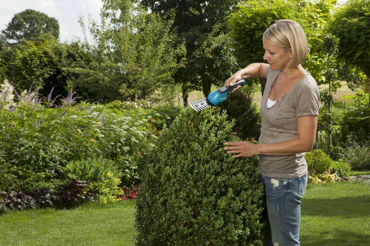 Ножницы для кустарников Gardena