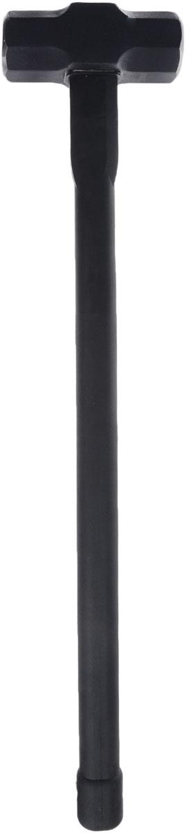 Кувалда ЗУБР Титан, 6 кг20108-6Кувалда ЗУБР Титан с особой формой головы предназначены для профессиональных работ в самых тяжелых условиях и отличаются максимальным сроком службы. Изделие оснащено прочной обрезиненной рукояткой, армированной стальными стержнями. ABT-технология позволяет максимально эффективно поглощать вибрации, возникающие при ударе. Рабочие части кувалды закалены токами высокой частоты. Голова выполнена из кованой высокоуглеродистой стали.Вес: 6 кг.Длина кувалды: 80 см.Размер головы: 19 х 7 х 7 см.