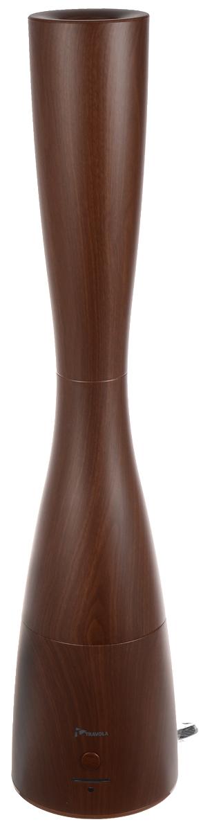 Travola GO-2850, Brown Wood увлажнитель воздухаGO-2850 brown woodУвлажнитель воздуха Travola GO-2850 сделает воздух в вашем доме чистым и свежим, а стильный декоративный дизайн станет хорошим украшением вашей комнаты. Устройство очень просто в использовании и обладает высокой надежностью и качеством. С помощью специального пульта можно с комфортом управлять прибором, не вставая с дивана. Среди дополнительных функций можно выделить ароматизацию воздуха, а также автоматическое отключение при отсутствии воды в резервуаре. * Победитель номинации «Лучшая собственная торговая марка в сегменте ONLINE»Премия PRIVATE LABEL AWARDS (by IPLS) —международная премия в области собственных торговых марок, созданная компанией Reed Exhibitions в рамках выставки «Собственная Торговая Марка» (IPLS) 2016 с целью поощрения розничных сетей, а также производителей продовольственных и непродовольственных товаров за их вклад в развитие качественных товаров private label, которые способствуют росту уровня покупательского доверия в России и СНГ.