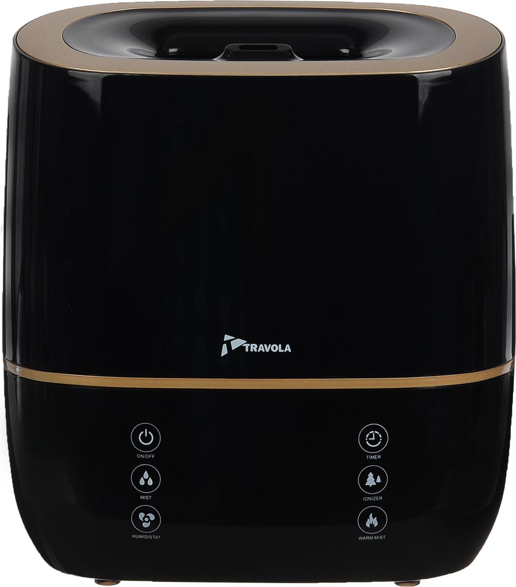 Travola GO-2845, Black Gold увлажнитель воздухаGO-2845 goldenУвлажнитель воздуха Travola GO-2845 сделает воздух в вашем доме чистым и свежим, а декоративный дизайн станет хорошим украшением вашей комнаты. Устройство очень просто в использовании и обладает высокой надежностью и качеством. С помощью специального регулятора можно изменять уровень влажности (имеется несколько уровней). Среди дополнительных функций можно выделить ионизацию воздуха, теплый и холодный пар, а также автоматическое отключение при отсутствии воды в резервуаре.Площадь увлажнения: до 20 м. * Победитель номинации «Лучшая собственная торговая марка в сегменте ONLINE»Премия PRIVATE LABEL AWARDS (by IPLS) —международная премия в области собственных торговых марок, созданная компанией Reed Exhibitions в рамках выставки «Собственная Торговая Марка» (IPLS) 2016 с целью поощрения розничных сетей, а также производителей продовольственных и непродовольственных товаров за их вклад в развитие качественных товаров private label, которые способствуют росту уровня покупательского доверия в России и СНГ.