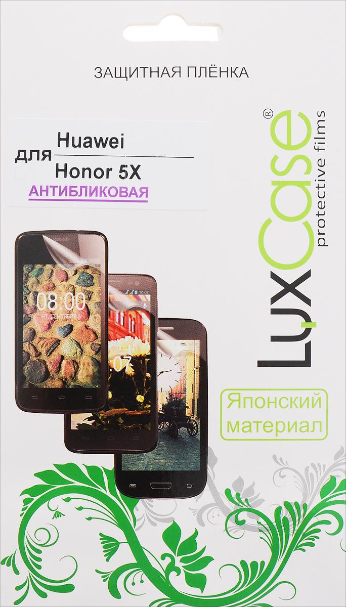 LuxCase защитная пленка для Huawei Honor 5X, антибликовая защитная пленка для eten m500 brando антибликовая