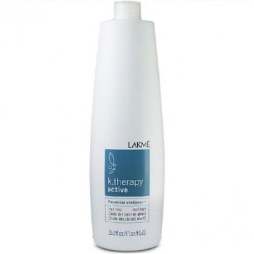Lakme Шампунь предотвращающий выпадение волос Prevention Shampoo Hair Loss, 1000 мл43013Prevention shampoo hair loss - Шампунь предотвращающий выпадение волос. Состояние волос: ослабленные волосы. Входящий в состав шампуня Procapil™, стимулирует деятельность клеток, улучшает кровообращение и предотвращает старение волоса. Обеспечивает силу ослабленным волосам, увеличивает плотность волос. Содержит концентрат ледниковой воды, богатой минералами и олигоэлементами, которые естественным образом смягчают и защищают кожу. Эффективно подготавливает кожу головы к применению средств для роста волос. Прошел дерматологический контроль.