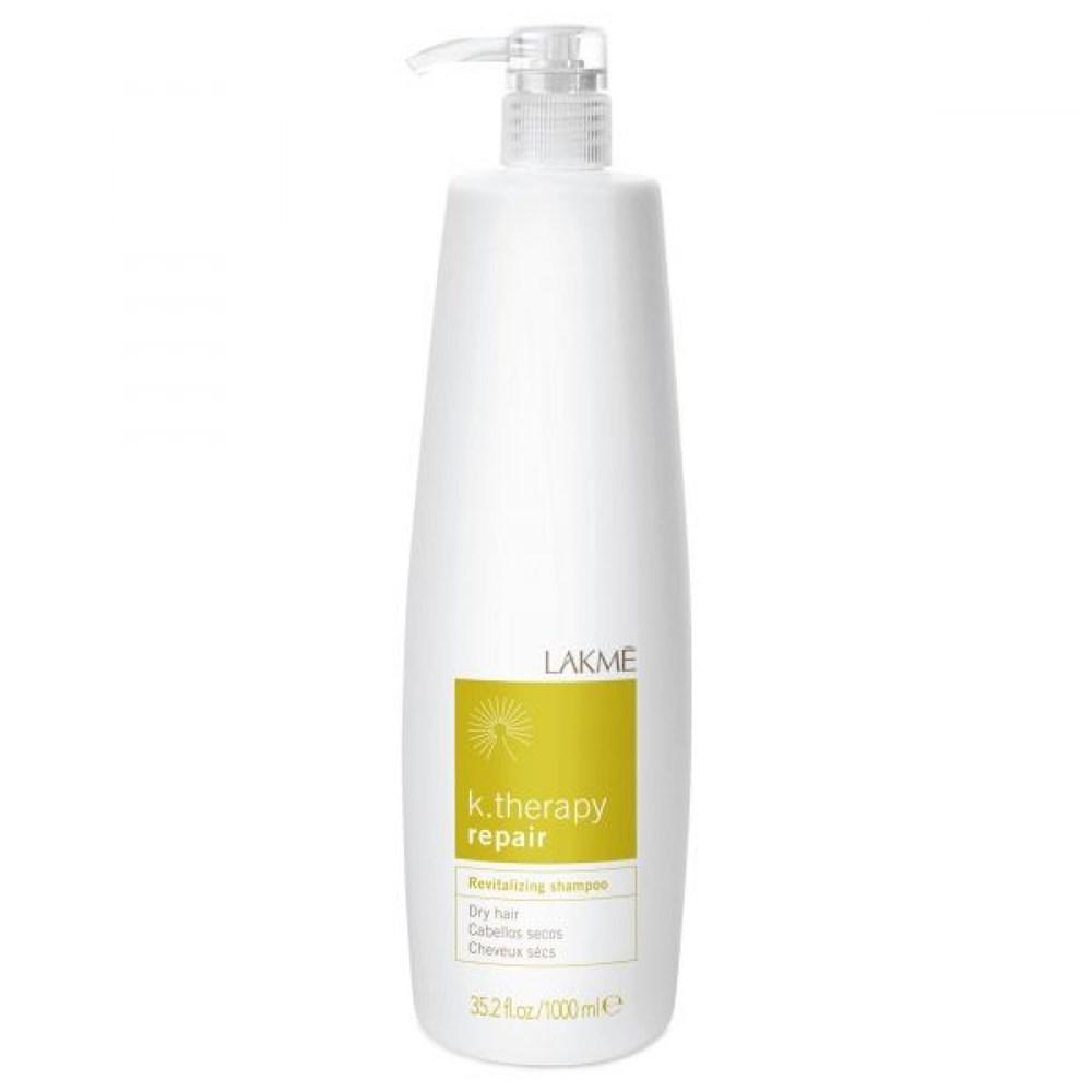 Lakme Шампунь восстанавливающий для сухих волос Revitalizing Shampoo Dry Hair, 1000 мл43413Ассортимент специально разработанных продуктов для сухих и очень сухих волос.Состояние волос: сухие, пористые и поврежденные волосыВ состав шампуня входит гидратированный сахарный комплекс, который обеспечивает длительный увлажняющий эффект. Водомасленный комплекс растений Бабассу и Макадамия (произрастающих в Бразилии) предотвращает обезвоживание и защищает волосы, обеспечивая питание и блеск. Содержит концентрат ледниковой воды, богатой минералами и олиго-элементами, которые естественным образом смягчают и защищают кожу головы. Благодаря мягкому воздействию подходит для ежедневного использования.Прошел дерматологический контроль