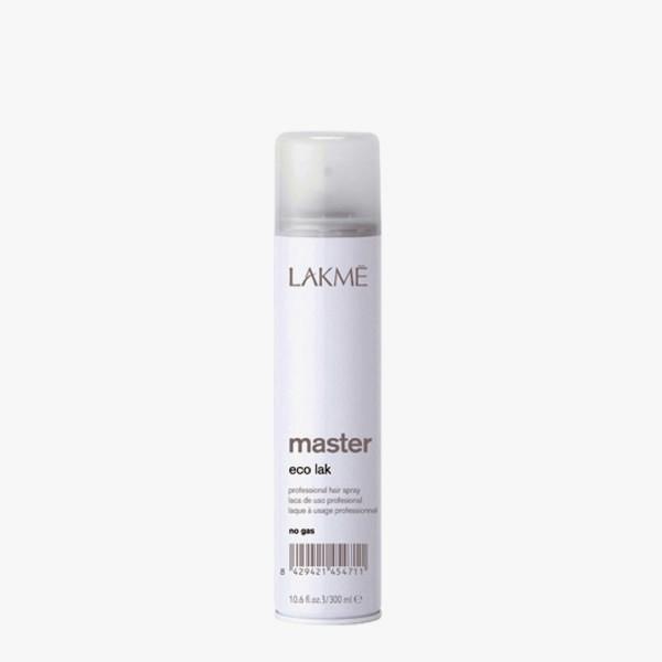 Lakme Эко Лак для волос без газа Eco Lak No Gas, 300 мл45471Гипоаллергенный лак для волос обеспечивает среднюю фиксацию и не утяжеляет волосы.Защищает волосы от воздействия влаги и внешних агрессивных факторов.Легко удаляется при расчесывании.Не содержит газ. Не содержит спирт.