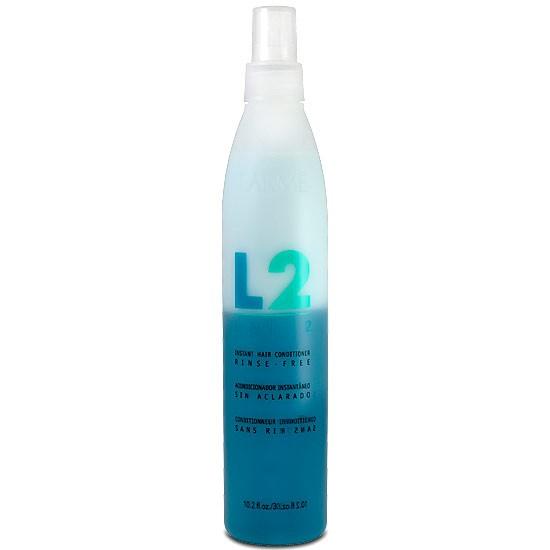 Lakme Кондиционер для экспресс-ухода за волосами LAK-2 Instant Hair Conditioner, 300 мл45501Комбинация гидролизованных протеинов и катионных полимеров специально разработана для воздействия на наиболее чувствительные участки волос. Придает волосам мягкость и блеск, не утяжеляя их. Мгновенно распутывает и одновременно защищает волосы. В результате волосы становятся более гладкими и легко расчесываются. Идеален для применения на окрашенных и осветленных волосах.Сохраняет и проявляет цвет окрашенных волос.