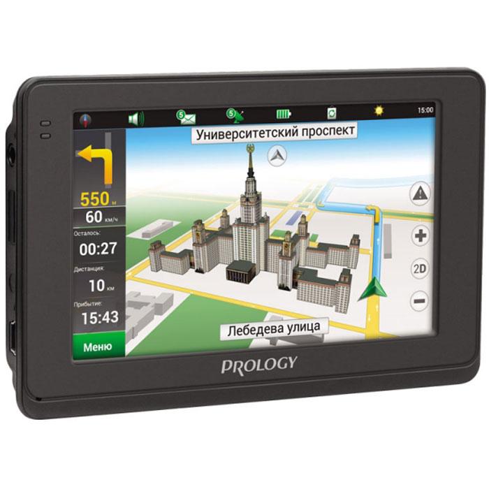Prology iMAP-4500 автомобильный навигатор