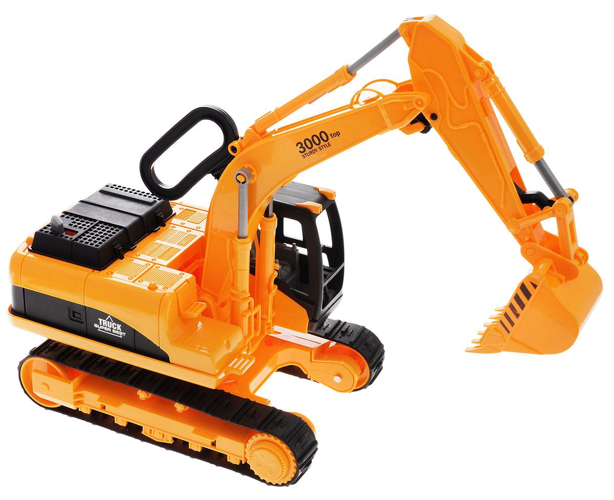 Junfa Toys Экскаватор  - купить со скидкой