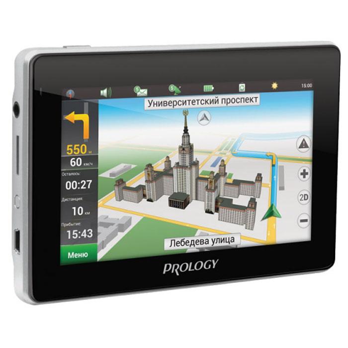 Prology iMAP-4800 автомобильный навигатор