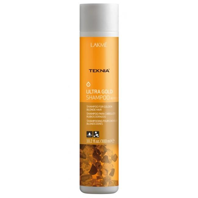 Lakme Шампунь для поддержания оттенка окрашенных волос Золотистый Shampoo, 300 мл lakme шампунь для защиты цвета окрашенных волос shampoo 300 мл