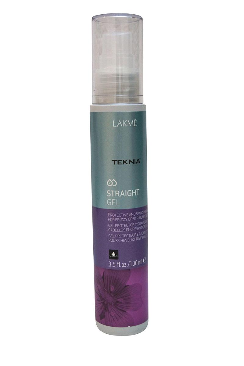 Lakme Гель для придания гладкости непослушным или химически выпрямленным волосам Gel, 100 мл47843Восстанавливает структуру волос. Увлажняет волосы и возвращает им мягкость и шелковистость. Облегчает выпрямление волос во время сушки. Катионная смола увлажняет и защищает волосы от теплового воздействия. Волосы остаются прямыми длительное время. Гель для придания гладкости непослушным или химически выпрямленным Lakme Teknia Straight Gel содержит WAA™ – комплекс растительных аминокислот, ухаживающий за волосами и оказывающий глубокое воздействие изнутри.
