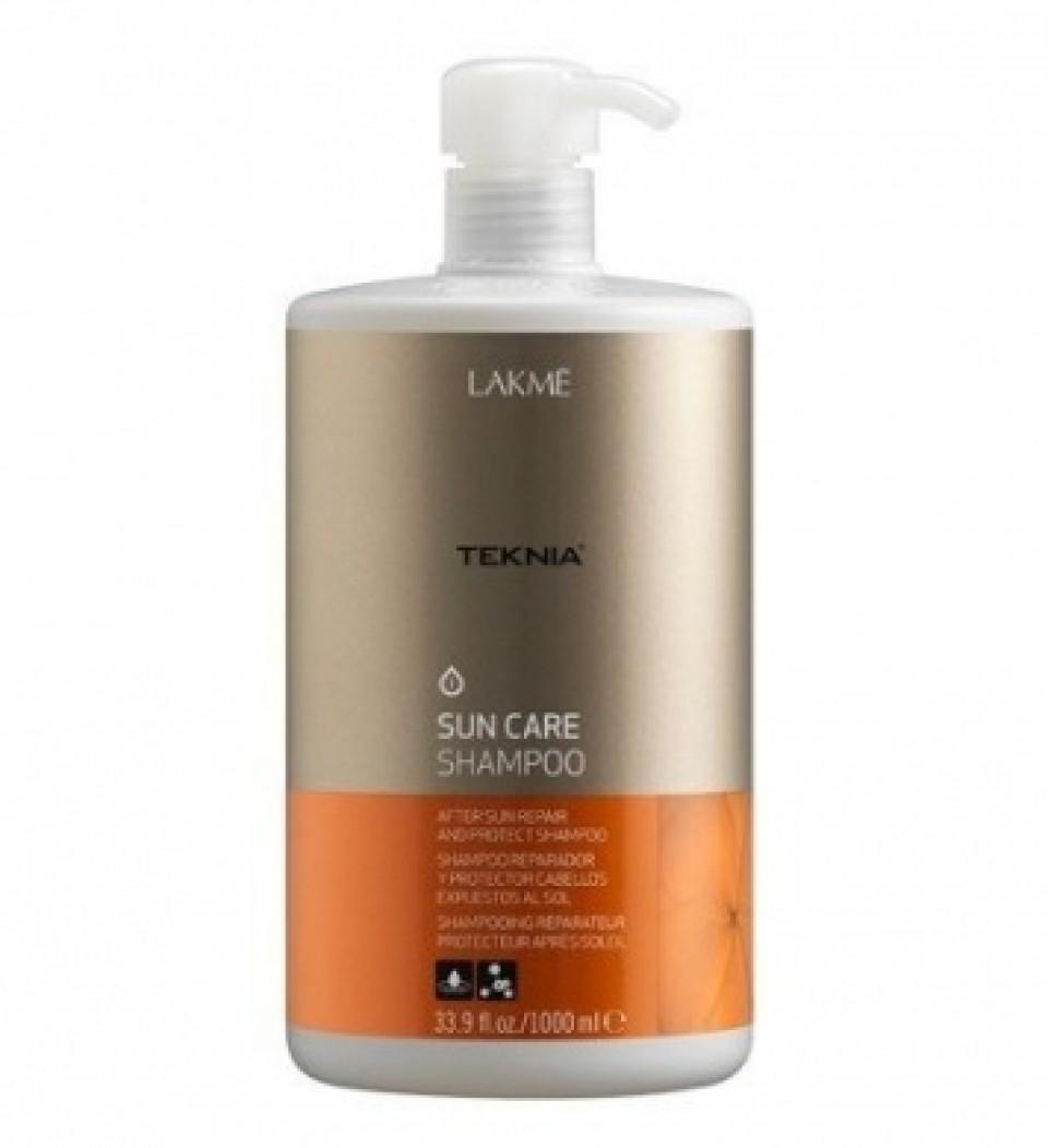 Lakme Шампунь восстанавливающий для волос после пребывания на солнце Shampoo, 1000 мл47911Формула обогащена витамином Е, обладающим антиоксидантными свойствами, защищающим липиды и протеины волоса от вредного воздействия солнца. Масло монои таитянской восстанавливает сухие и поврежденные волосы, придает им блеск, мягкость и делает их послушными.Обладает интенсивным увлажняющим воздействием, которое предотвращает потерю влаги тканями волоса. Удаляет остатки хлора и морской воды.Результат заметен немедленно и сохраняется длительное время.Содержит WAA™ – комплекс растительных аминокислот, ухаживающий за волосами и оказывающий глубокое воздействие изнутри.