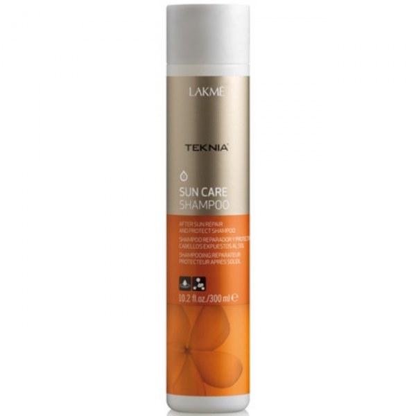 Lakme Шампунь восстанавливающий для волос после пребывания на солнце Shampoo, 100 мл47913Формула обогащена витамином Е, обладающим антиоксидантными свойствами, защищающим липиды и протеины волоса от вредного воздействия солнца. Масло монои таитянской восстанавливает сухие и поврежденные волосы, придает им блеск, мягкость и делает их послушными. Обладает интенсивным увлажняющим воздействием, которое предотвращает потерю влаги тканями волоса. Удаляет остатки хлора и морской воды. Результат заметен немедленно и сохраняется длительное время. Содержит WAA™ – комплекс растительных аминокислот, ухаживающий за волосами и оказывающий глубокое воздействие изнутри.