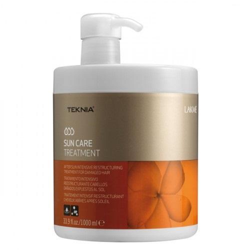 Lakme Интенсивное восстанавливающее средство для волос после пребывания на солнце Treatment, 1000 мл47931Формула средства содержит такие ценные компоненты, как масло монои таитянской, витамин Е, масло кокоса, которые глубоко проникают внутрь волоса и восстанавливают его ткани изнутри, увлажняя их.Придает исключительный блеск и мгновенно распутывает волосы.Содержит WAA™ – комплекс растительных аминокислот, ухаживающий за волосами и оказывающий глубокое воздействие изнутри.