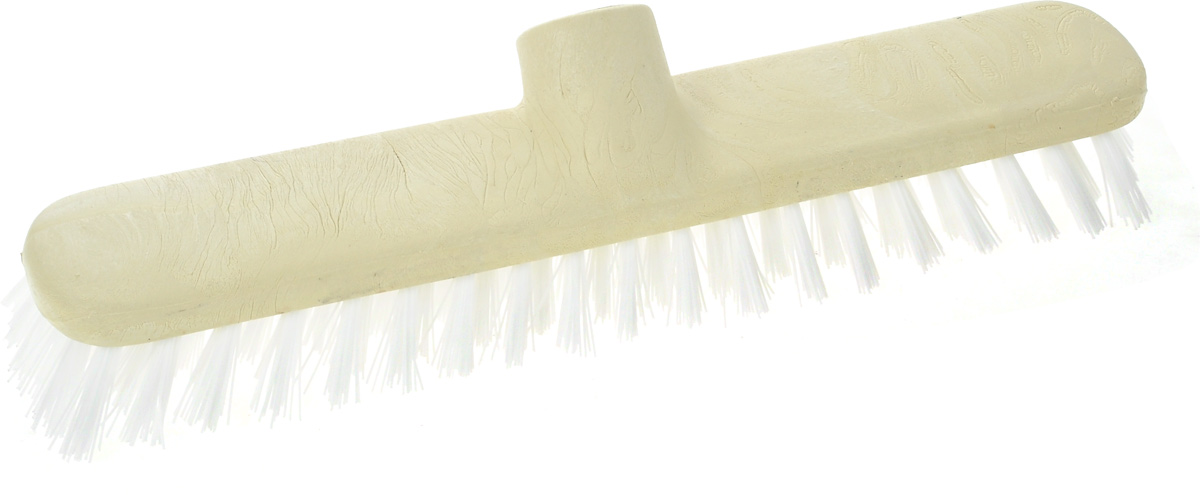 Щетка-насадка Apex Basic для чиски ковров, цвет: светло-желтый10543-AЩетка Apex Basic, представляет собой сменную насадку для швабры, предназначенную для чистки ковров, ковровых покрытий. Упругие волоски щетки-насадки не оставят следа от грязи, мелкой пыли, шерсти домашних животных. Оригинальная, современная, удобная щетка, которую можно подобрать к любому интерьеру, сделает уборку эффективнее и приятнее.Размер щетки: 26 см х 4,5 см.Длина ворса: 3 см.Материал: пластик, полихлорвинил.