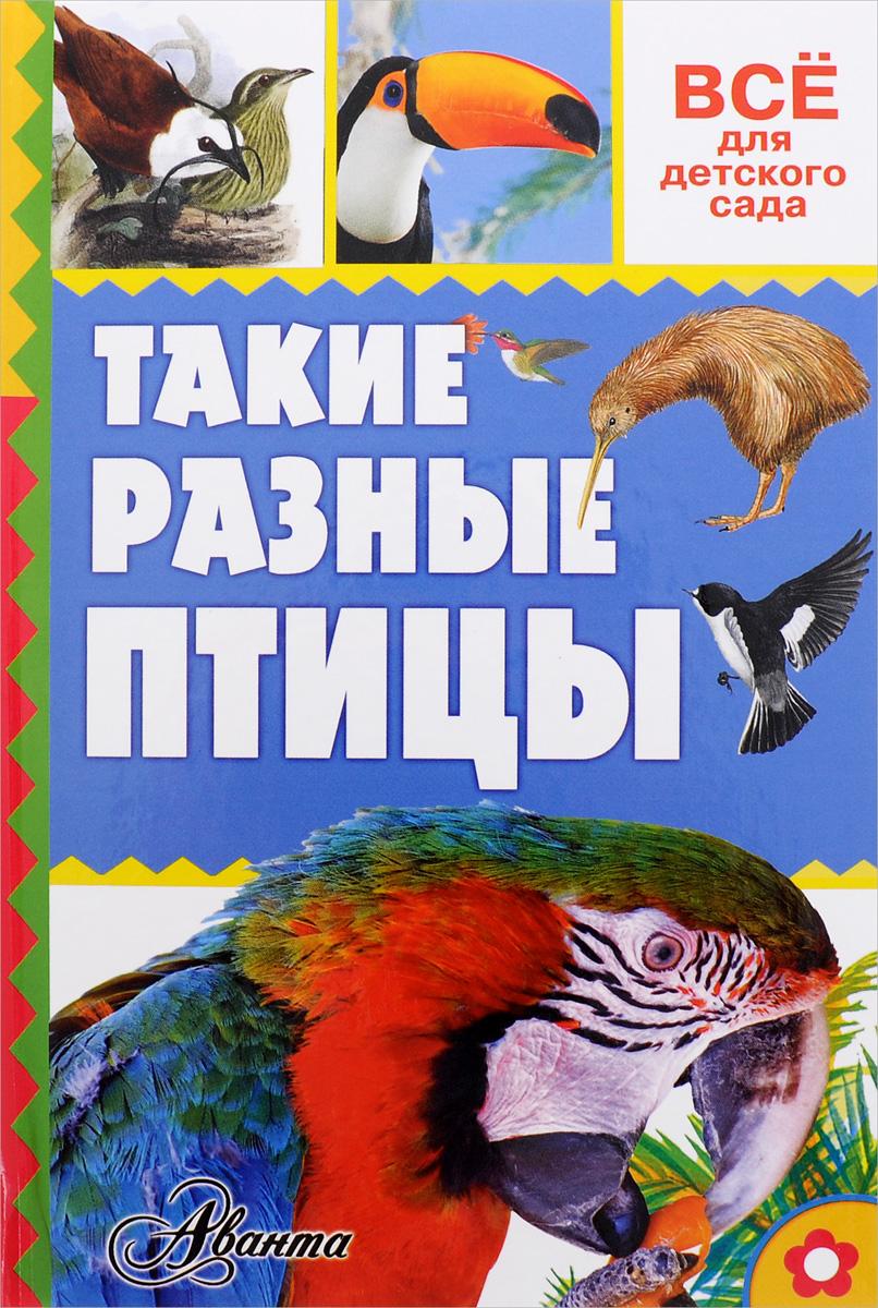 А. В. Тихонов Такие разные птицы