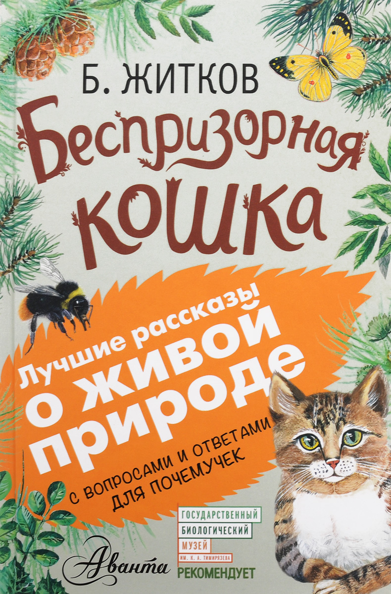 Б. Житков, А. Мосалов Беспризорная кошка