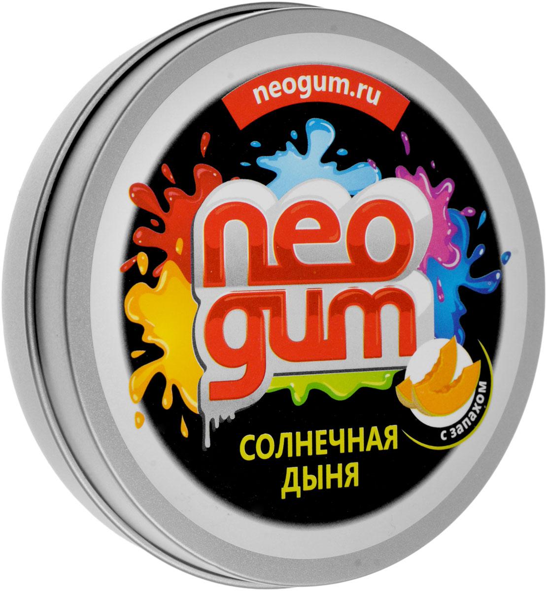 Neogum Жвачка для рук Солнечная дыня жвачка для рук меняющая цвет