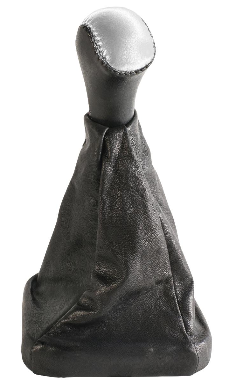 Ручка КПП Azard, для ВАЗ 2115, винил, цвет: серый металлик бензобак на ваз 2115 б у