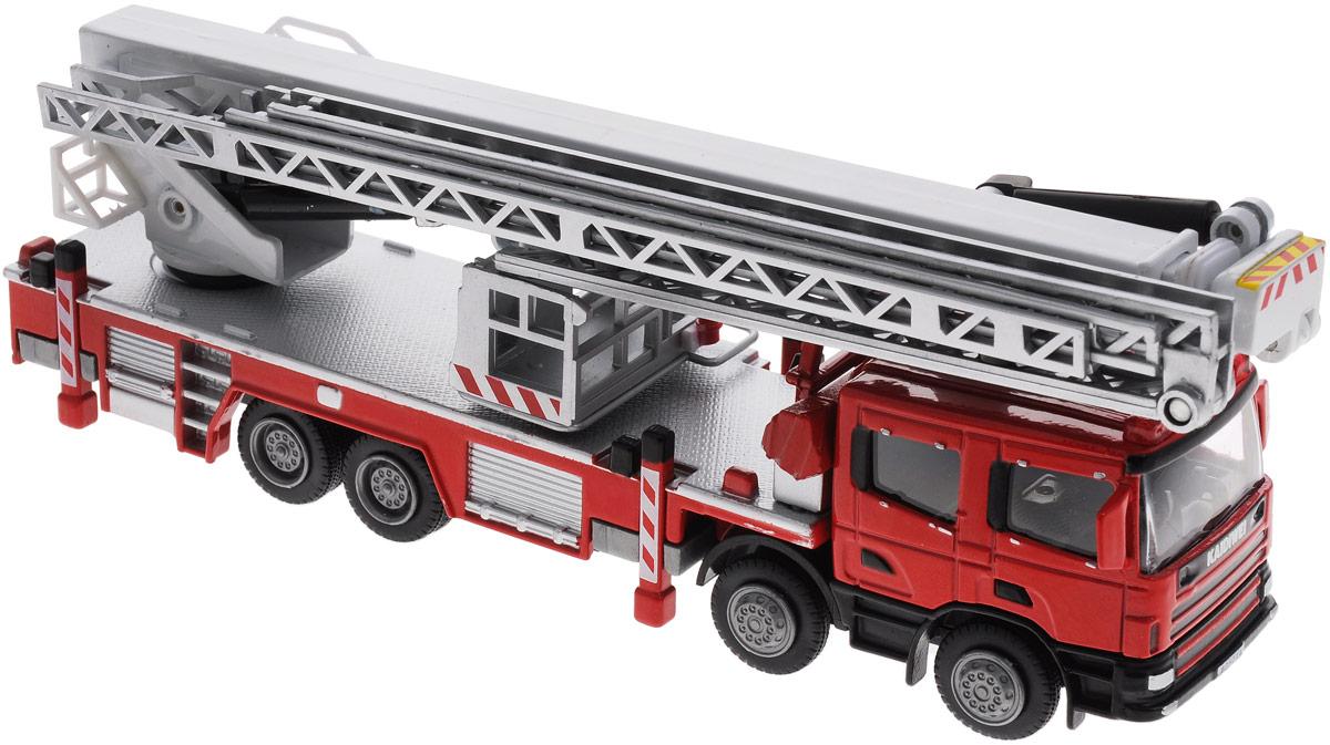 ABtoys Пожарная машина конструкторы abtoys металлический рабочие машины 206 элементов