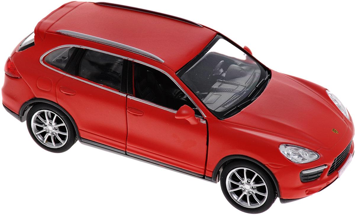 Uni-FortuneToys Модель автомобиля Porsche Cayenne Turbo uni fortunetoys модель автомобиля volkswagen touareg